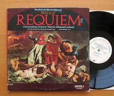 VCS 10070/1 Berlioz Requiem Maurice Abravanel Utah Sinfonía 2xLP vanguardia EX/EX