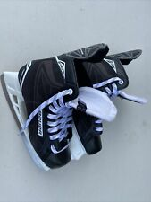 Bauer supreme s140 Hockey Ice Skates US Size 7r Men's Pre-owned Great Condition