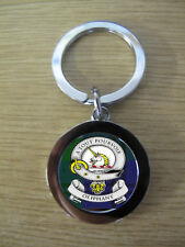 OLIPHANT CLAN KEY RING (METAL) IMAGE DISTORTED TO PREVENT INTERNET THEFT