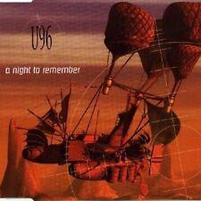 U96 A night to remember (1996) [Maxi-CD]