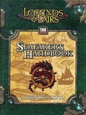 Dungeons & Dragons D&D D20 System Legends & Lairs Seafarer's Handbook 2001 MINT