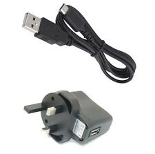 UK Battery Wall AC Charger+USB SYNC Cable for For Nintendo DS NDS Lite NDSL  /ol