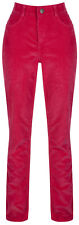 Marks & Spencer Womens Per Una Pink Corduroy Trousers New M&S Fine Cord Jeans