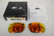 NEW Oakley STRAIGHTLINK PRIZM RUBY POLARIZED OO9331 Replacement Lens Authentic