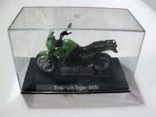 Modellino Moto scala 1:22 per collezionisti TRIUMPH TIGER 955I  [N1]