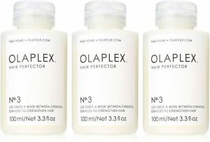 Olaplex Hair Perfector No. 3 100ml/3.3oz (Pack of 3)