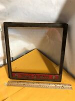Vintage Advertising Dane-T-Bits  Display Bin Cover
