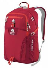 "New Granite Gear Red Rock Voyageurs 17"" Laptop School Campus Backpack Book Bag"