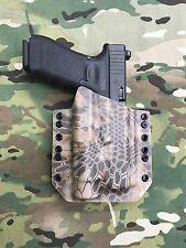 Kryptek Banshee Kydex Holster for Glock 17 22 31 Streamlight TLR-1 / TLR-1HL