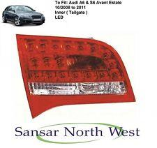 For Audi A6 S6 RS6 Avant - Passenger Inner Rear Lamp Tail Light LEFT N/S 08>11