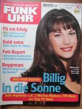 FUNK UHR 30 - 1998 * TV: 1.-7.8. Liv Tyler Heinz-Harald Frentzen