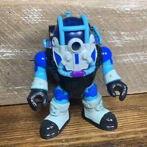 Imaginext DC Super Friends Mr Freeze Robot Exoskeleton Mech Suit
