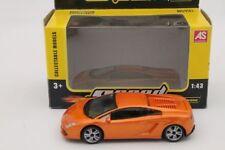 1:43 Motorama Speed Power Polizia 113 Lamborghini Gallardo LP560-4 Diecast Gold