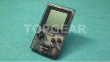 Nintendo Game Boy Pocket Console Clear Purple new screen by Topgear.jp