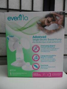 BRAND NEW EvenFlo Advance Single Electric Breast Pump NIB Travel Friendly