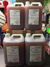 KENNEL CLEANER 4 X 5LITRE 20 LITRES IN TOTAL
