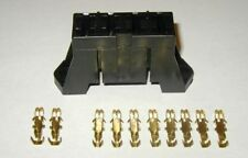 Packard Dephi 4 Fuse Block ATO/ATC Made in USA four make your own panel c