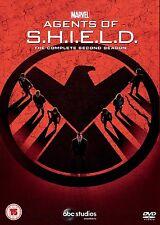 Marvel's Agents Of SHIELD Season 2/Series 2 Brand New Sealed DVD 8717418469856