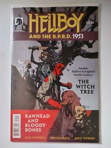 Dark Horse Comics Hellboy And The BPRD 1953