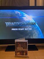 Transformers Revenge Of The Fallen Playstation 3 Game