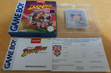DISNEY'S DUCK TALES for NINTENDO GAME BOY UKV COMPLETE & IN VGC by Capcom