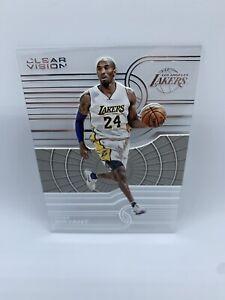Kobe Bryant 2015-16 Panini Clear Vision Acetate #7 Los Angeles Lakers