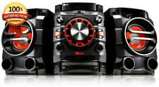 LG 230 Watt Mini Hi-fi Home Stereo System w/ Aux -in Bluetooth 115w Speakers