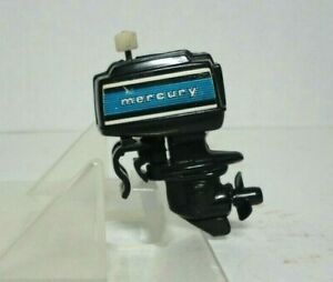 Vintage Mercury Wind Up Outboard Motor for a 1978 Tomy Sea Patrol Toy Boat!