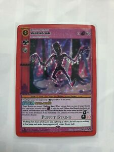 Metazoo Cryptid Nation 1st Edition Walking Sam Holo IN HAND UK