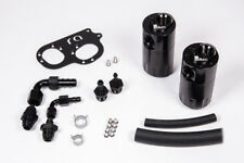 Engine Oil Catch Can Kit Dual Catch Can Kit   Lotus 2ZZ GE RADIUM ENGINEERING