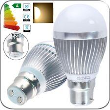 4x B22 4W Bayonet LED Globe Bulbs Warm White Spot Light SMD Ball Lamp Downlight