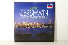 """GERSHWIN RHAPSODY IN BLUE AN AMERICAN IN PARIS I GOT RHYTHM CUBANO 12"""" LP (c327)"""