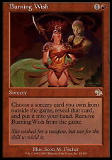 Souhait brûlant - Burning wish - Magic mtg-