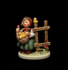 Goebel Hummel Figurine - Chicken-Licken #385 - Tmk6