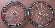 "Vuelta Speed Carbon R2 58mm Wheelset 28"" Racing Bike New 1870g Clincher"