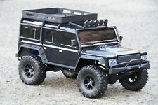 XTC RC 4WD Monster Crawler Truck Vrx BF-4J 1:10 Rtr 2,4 GHZ Battery Charger New