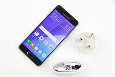 """Samsung Galaxy A3 (2016) 4.7"""" 13MP Android Sbloccato Smartphone Nero 728"""