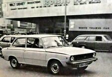 DAF 66 SL1300 - 1,289cc -1974 - Road Test removed from AUTOCAR