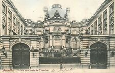 BELGIQUE BRUXELLES palais du comte de flandre