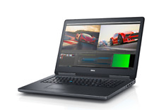 Dell PRECISION 17 M7720 i7-7820HQ 16GB 500GB FHD AMD PRO WX 7100 8GB VR-Ready