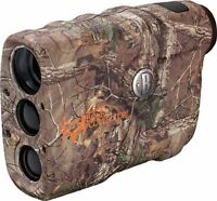 Bushnell Michael Waddell Edition 4x 21mm Laser Rangefinder Realtree Xtra Camo