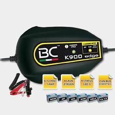 Chargeur/maintien de charge batterie 6/12V Universel Auto Moto BC K900 Edge