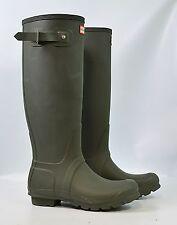 HUNTER Gummistiefel Org Tall Gr. 39 Stiefel, Regen, Damen Schuhe (R6) 7/17 M2