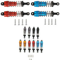 For Wltoys Remote Control 144001 RC Car Crawler Shock Absorber Damper 1:14 2X