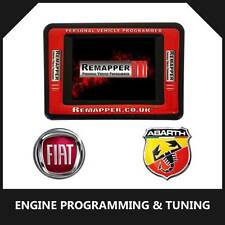 Fiat(Abarth) - Customized OBD ECU Remapping, Engine Remap & Chip Tuning Tool