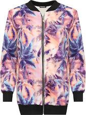 Plus Size Casual Biker Jackets for Women
