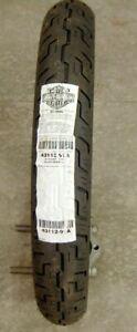 Dunlop Harley Davidson D401 100/90-19 Front Tire  # 43112-91A