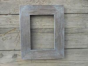 "Bulk 2"" Barn Wood Picture Frames, 8 Color Choices, Wholesale Lot"