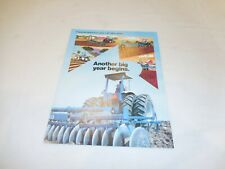 1974 FORD TRACTORS AND EQUIPMENT SALES BROCHURE