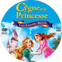 LE CYGNE ET LA PRINCESSE / UNE FAMILLE ROYALE - DVD